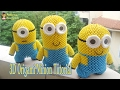 HOW TO MAKE 3D ORIGAMI MINION DIY PAPER MINION TOY TUTORIALS mp3