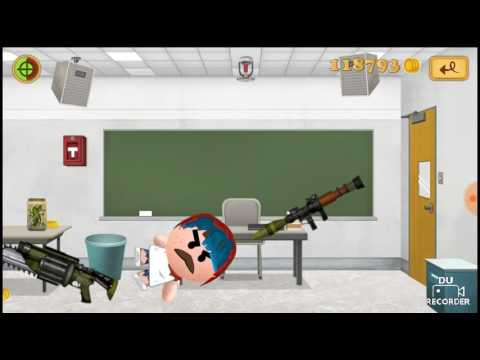 Все виды оружия в Beat the Boss 2   #2
