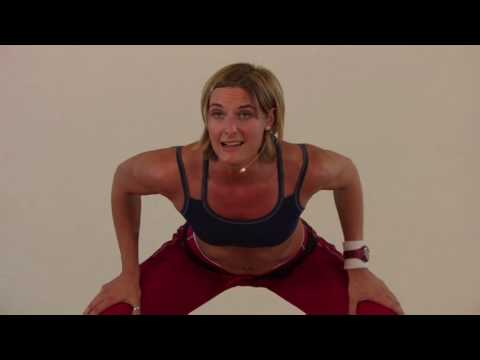 Aerobic Fatburner - Warm-Up mit Jennifer Hler