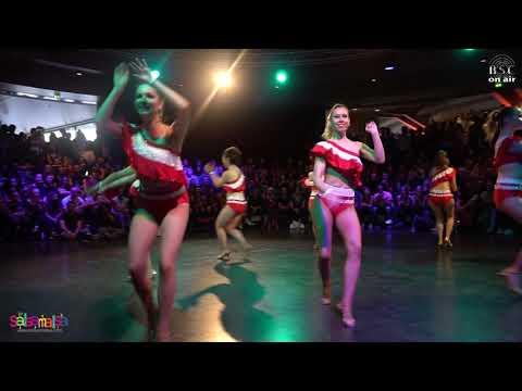 Dolce Vita Dance Stargate Show (BERLIN SALSA CONGRESS 2018)