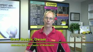 Meineke Car Care Center - Servicescape