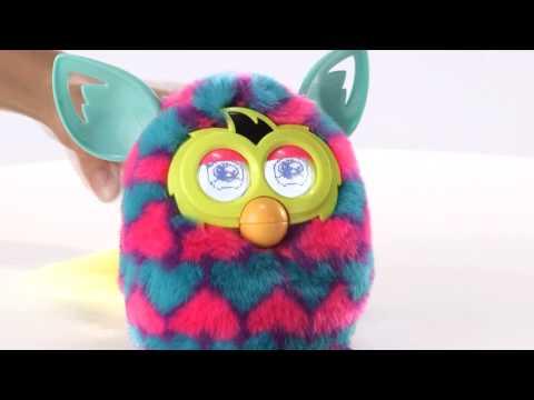 Новые Ферби Бум - Солнечная волна (Furby Boom) A4343
