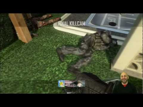 Layzie as Michael Myers - Nuke Town 2025, Black Ops 2