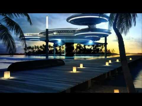 Fountain Acura on Underwater Hotel Dubai
