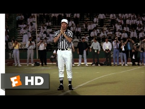 Necessary Roughness (9/10) Movie CLIP - Samurai Football (1991) HD