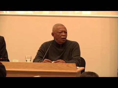 3rd Annual Steve Biko Memorial Lecture, Europe,Video