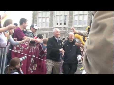 Boston College Parade of Champions 2012