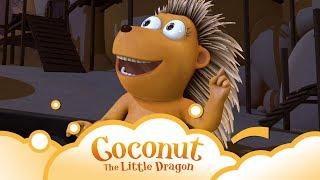 Coconut the little Dragon: A Friendly Word S1 E8 | WikoKiko Kids TV