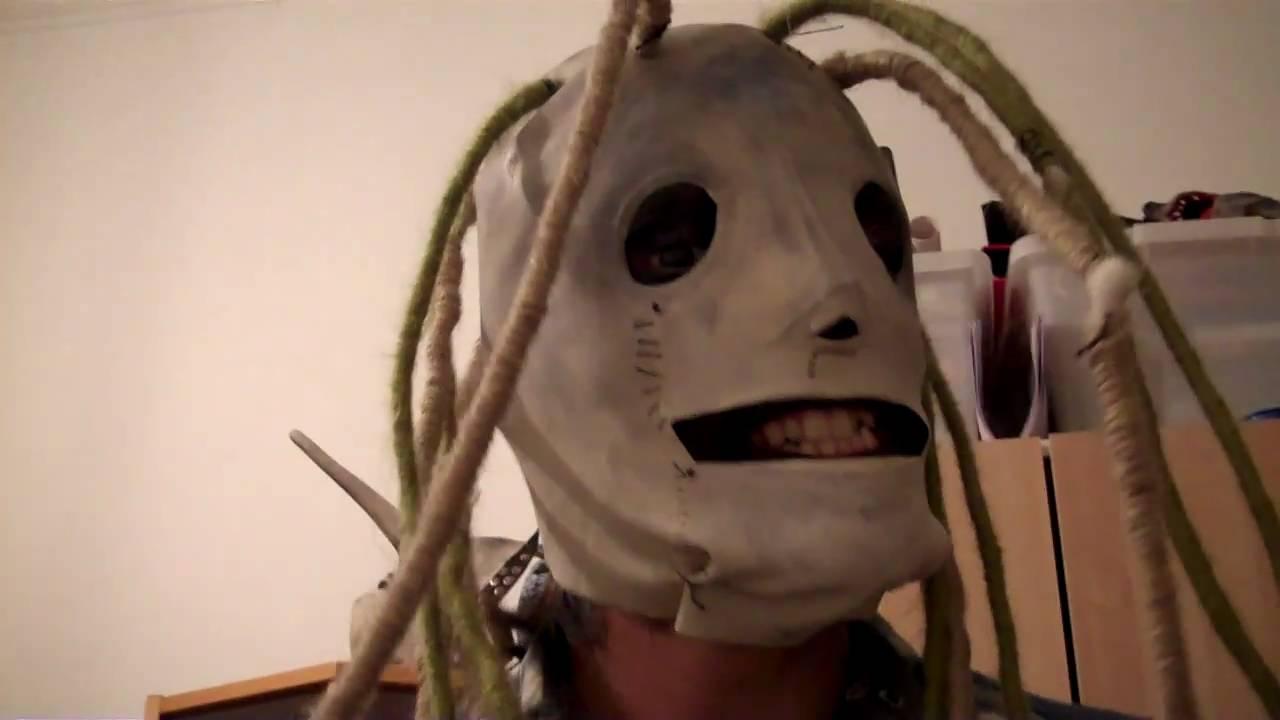 Corey Taylor Makeup Slipknot Corey Taylor Crash