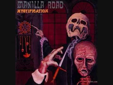 Manilla Road - Haunted Palace
