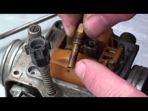 Pt.1 Honda TRX300 Carb Repair At D-Ray's Shop