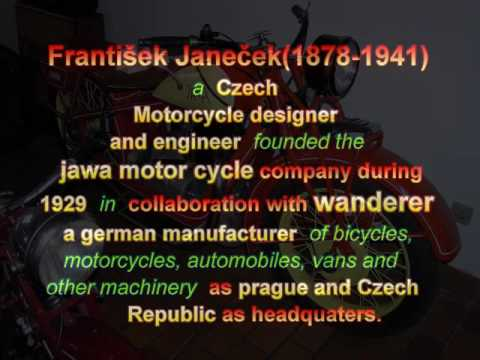 Jawa bike collection