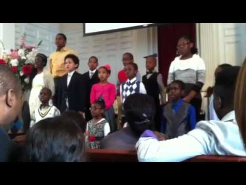 Blessed Assurance (South Shore SDA School)