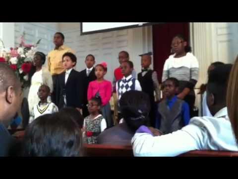 Blessed Assurance (South Shore SDA School) - 10/26/2013