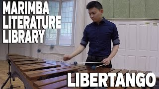 Libertango By Eric Sammut Marimba Literature Library