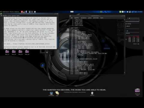 Crack Hash with Hashcat (Kali Linux) bruteforce (NO Password List) Tutorial