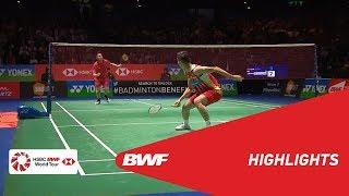 YONEX All England Open 2018 | Badminton WS - QF - Highlights | BWF 2018 | BWF 2018