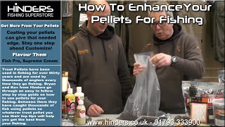 How to Enhance your Pellets for Fishing