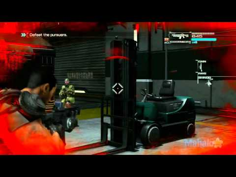 Binary Domain Walkthrough - Chapter 4 pt. 4
