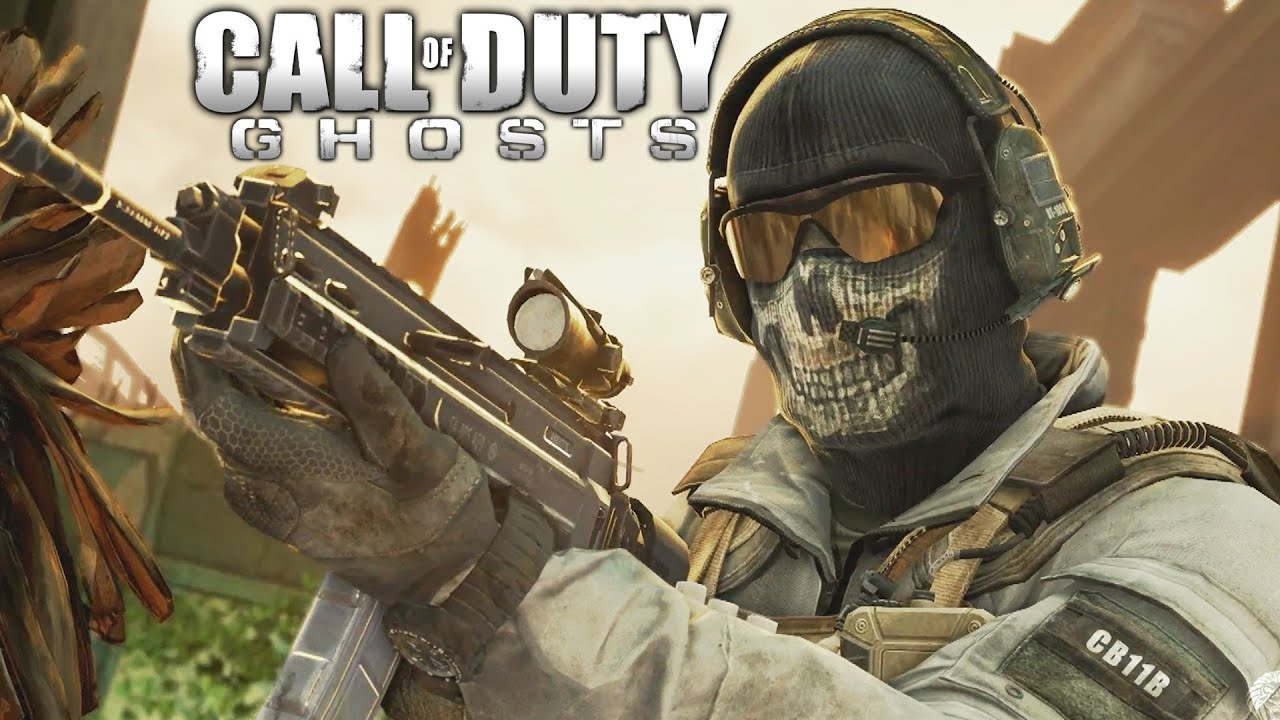 Call of Duty Ghosts Riley Wallpaper Call of Duty Ghosts Play as