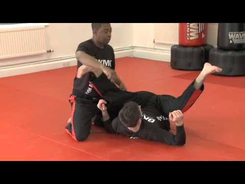 Krav maga ground fighting and defense of marriage