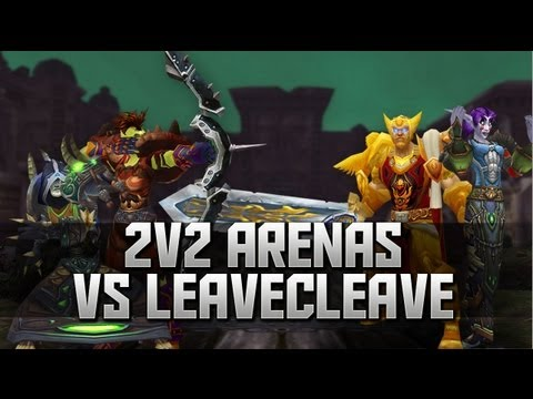 Swifty - vs Leavecleave 2v2 arenas