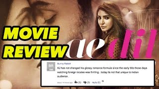 Ae Dil Hai Mushkil Movie Review By Audience Will Blow Your Mind