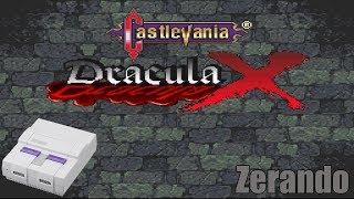 Zerando em um vídeo: Castlevania Dracula X (SNES) - Melhor final.