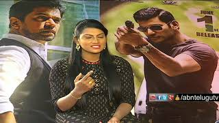 Sepcial Chit Chat with Abhimanyudu Movie Team | Hero Vishal | Director Mithran