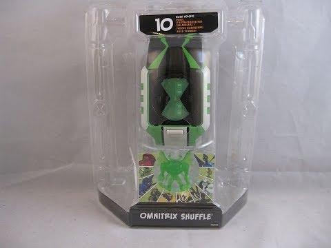 Ben 10 Omniverse Omnitrix Shuffle Review