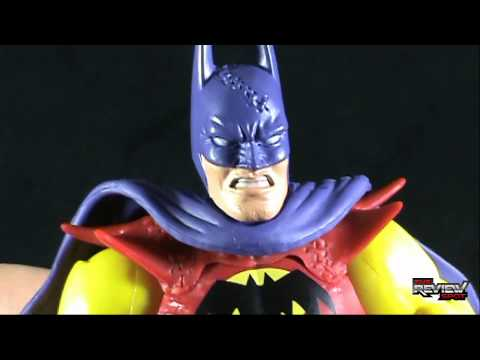 Toy Spot - Mattel Batman Unlimited Planet-X Batman