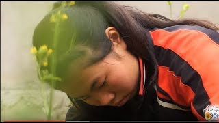 Cô đơn,  Buồn tủi mất phương hướng của cô bé côi cút Cha từ nhỏ, Mẹ bị bệnh thần kinh