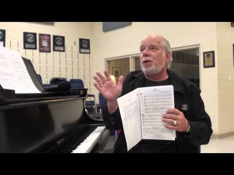 Pasquale Pascaretti, Fraser High School, Fraser Michigan - Part 1 - Grammy Music Educator Award