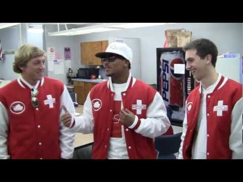YourCityTV: Resq3 Interview Featuring Romeo, Christian, Miles Z at Benton Middle School