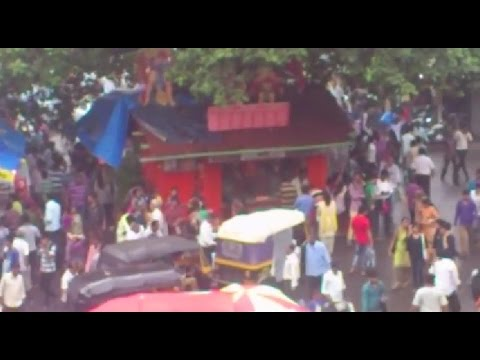 Hunuman Bajrangbali Temple Near Malad Station West - Mumbai Suburb video