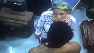 #WatchThis: Ike and Mercy having sex at BBNAIJA