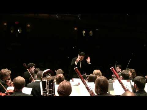 Stravinsky - Petrushka (1947) - Part IV: Shrovetide Fair (Evening) - Tito Muñoz/NEC Philharmonia