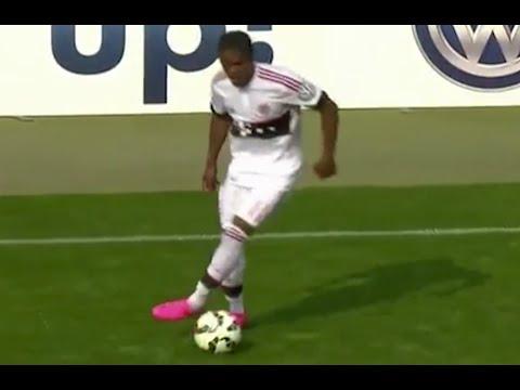 Douglas Costa vs Noettingen Highlights | Bayern Munich | 09/08/25 | Дуглас Коста против Ноттингена