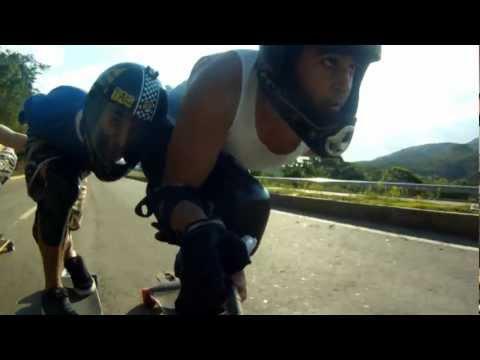 Downhill Squad - APAC N˚1 - Back to BraSil
