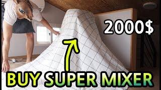BUY SUPER MIXER!!! LET'S MAKE A GIGANTIC SLIME!!