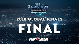 2018 WCS Global Finals - Final: Stats (P) vs Serral (Z)