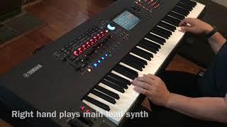 Yamaha Montage MODX Favorite Covers Set 3