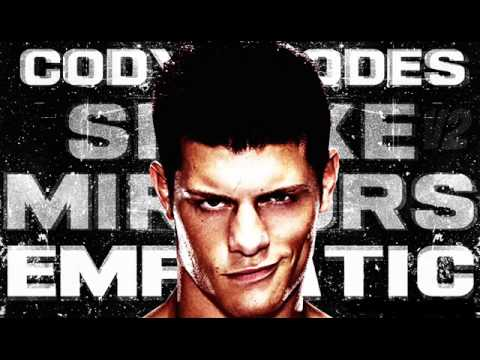 CODY RHODES THEME SONG 2012
