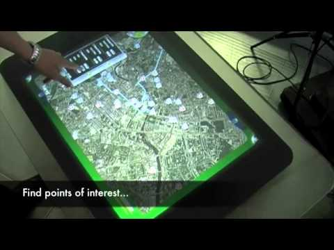 Car Rental Malaysia - Europcar's interactive journey planner for Microsoft Surface