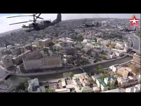 Последние новости сегодня.Москва праздничная .Вид сверху.Фантастика !!!