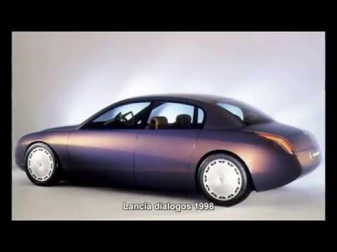 #852. Lancia dialogos 1998 (Prototype Car)