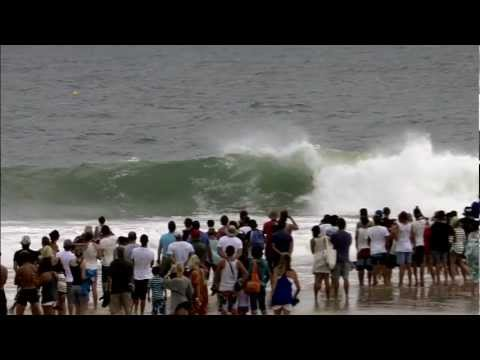 Round One Barrel Highlights  Quiksilver Pro Gold Coast