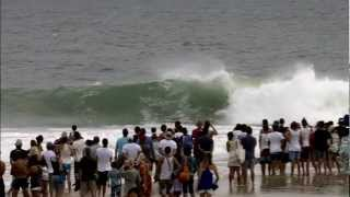 Round One Barrel Highlights — Quiksilver Pro Gold Coast