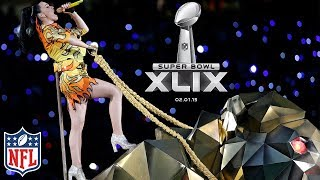 The Facts Behind Katy Perry, Left Shark, & The Super Bowl XLIX Halftime Show | NFL Network