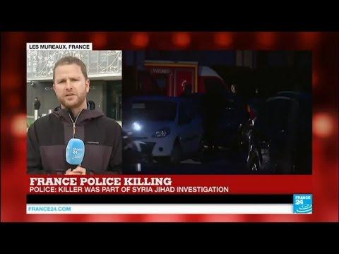 Police commander brutally murdered in France: killer broadcast the assault live on Facebook